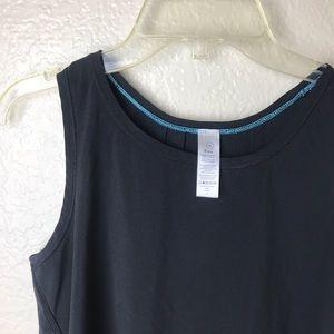 Ivivva Shirts & Tops - Ivivva by Lululemon Black Muscle Tank
